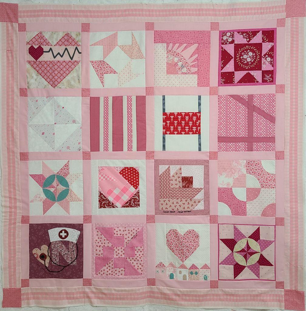 Kathleen quilt 2