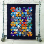 Rie Sibamori-Adult coloured quilt-Urban Quilts-Suzuko Koseki