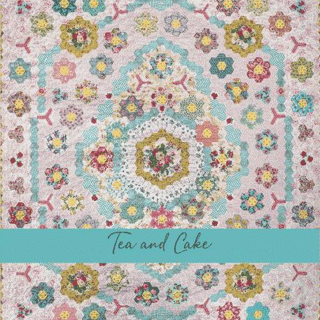 Tea-and-cake-quilt-template-set-Judy-Newman