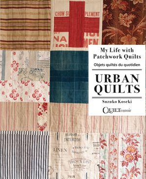 Livre Urban Quilts-Suzuko Koseki