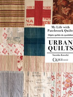 Book Urban Quilts by Suzuko Koseki