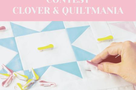 contest clover quiltmania