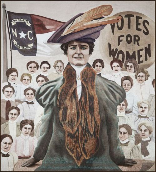 Texas Quilt Museum expo 100 year anniversary suffragettes