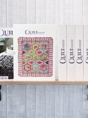 Magazines storage cases by Quiltmania