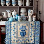 06-Delft-Blue-Vase-livre-Dutch-Heritage_Quilted-Treasure_Petra-Prins-2021