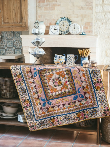 09-Indian-Summer-livre-Dutch-Heritage_Quilted-Treasure_Petra-Prins-2021