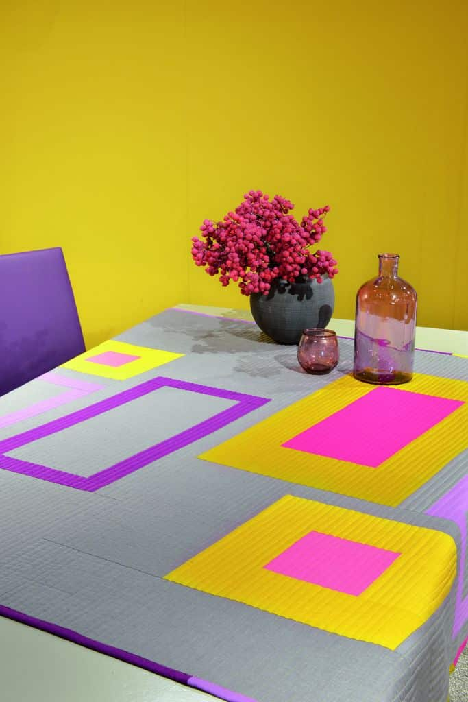 Simply Moderne 10 - Dap quilt