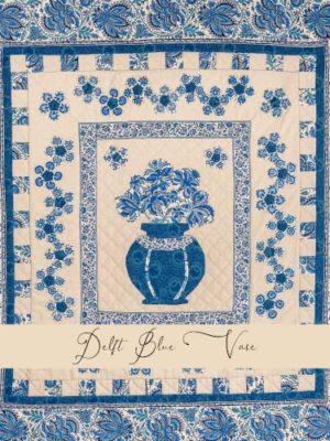 Delft Blue Vase Main Tile-Petra-Prins-gabarits-templates