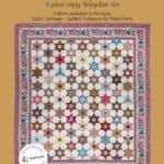 Jane's Stars Card Sleeve-Petra-Prins-gabarits-templates