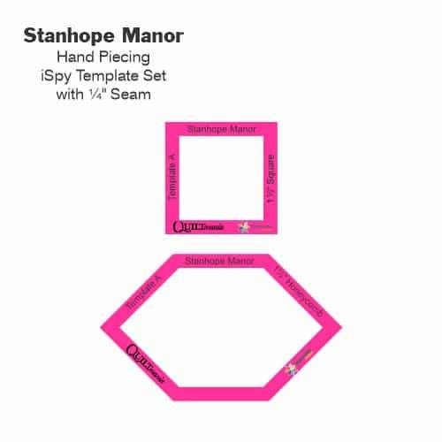 Stanhope Manor Laminate Tile-Petra-Prins-gabarits-templates