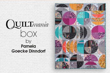 Box Quiltmania Pamela Goecke Dinndorf blog