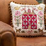 The BirdHouse Cushion_ 40 x40cm BD