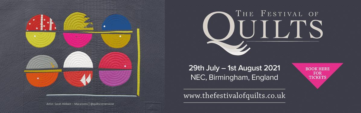 Festival of Quilts - Birmingham