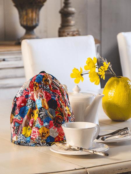 Margaret Mew - Good morning Tea Cosy