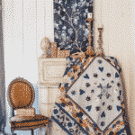 Margaret Mew – The Cleland Coverlet