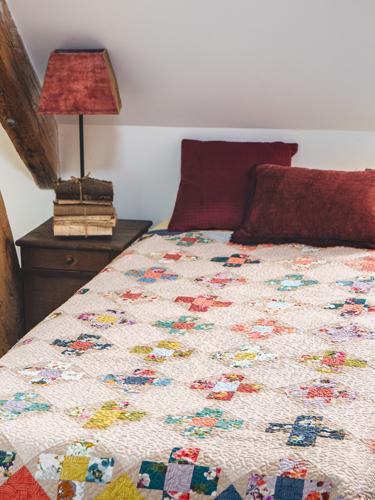 quilt Flower Festival - Shopgirl Quilts