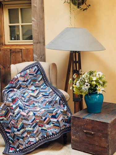 quilt Stash Buster - Suzanne Louth