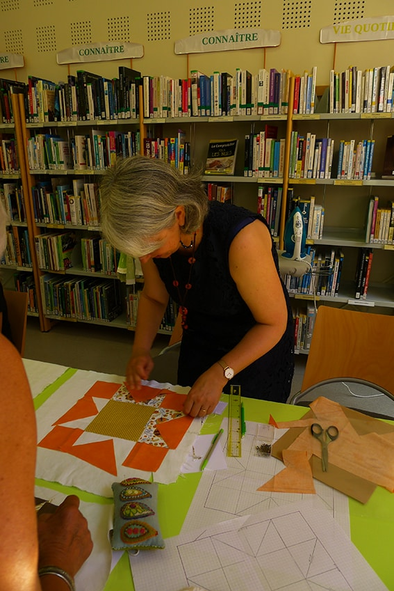 atelier initiation patchwork-BD