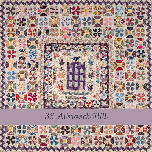 36 Allbrook Hill templates