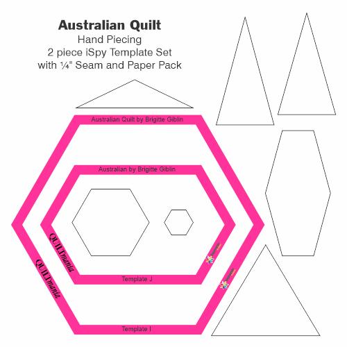 Templates Australian Quilts