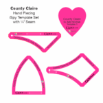 County Claire Laminate Tile