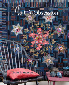 Cover Flower Obsession - Cécile Franconie
