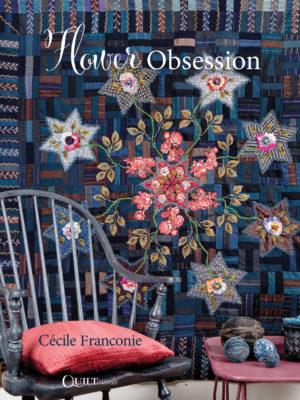 Couverture Flower Obsession - Cécile Franconie
