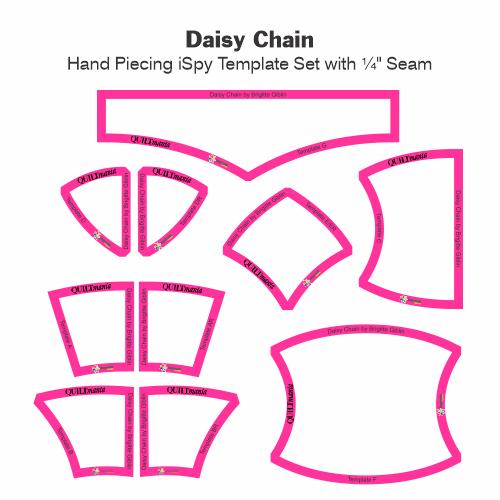 Gabarits Daisy Chain