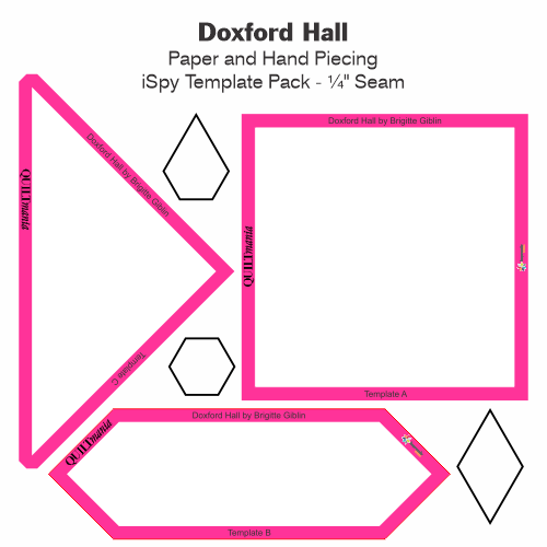 Templates Doxford Hall