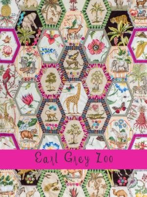 Earl Grey Zoo - Brigitte Giblin