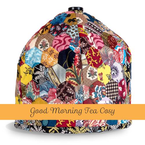 Good Morning Tea Cosy templates