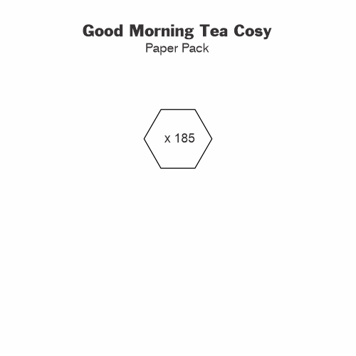 Good Morning Tea Cosy Paper Tile