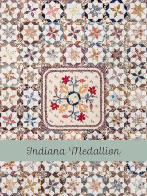 Indiana Medallion templates