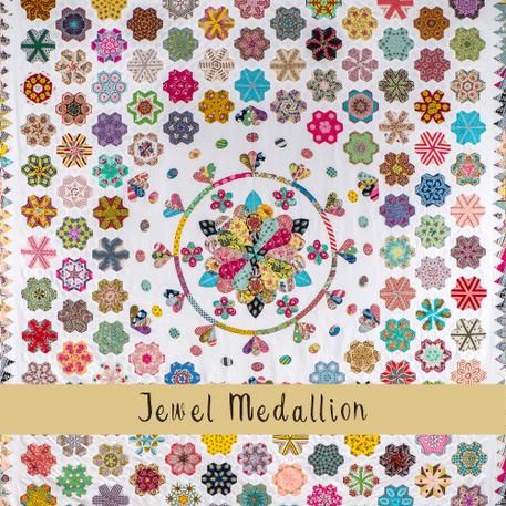 Jewel Medallion - Brigitte Giblin