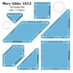 Mary Gibbs 1812 Acrylic Tile
