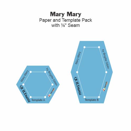 Gabarits Mary Mary