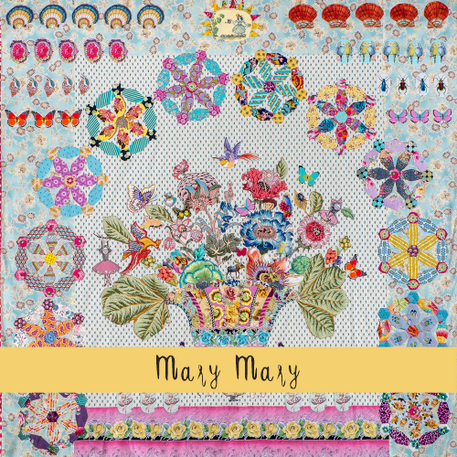 Mary Mary - Brigitte Giblin