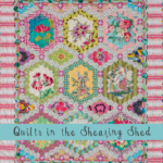 Quilts in the Shearing Shed