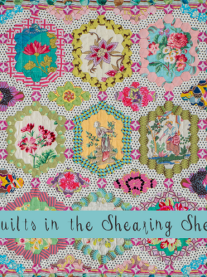 Quilts in the Shearing Shed - Brigitte Giblin