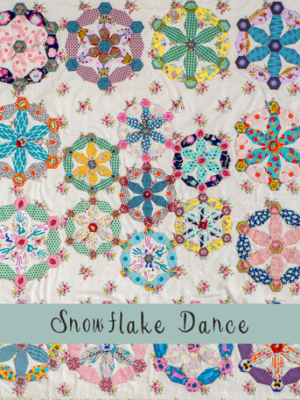 Snowflake Dance - Brigitte Giblin
