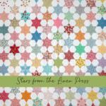 Stars from the Linen Press Main Tile