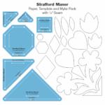 Strafford Manor Acrylic Tile