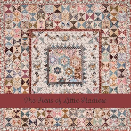 The Hens of Little Hallow gabarits
