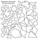 Yorkshire Coverlet Mylar Tile