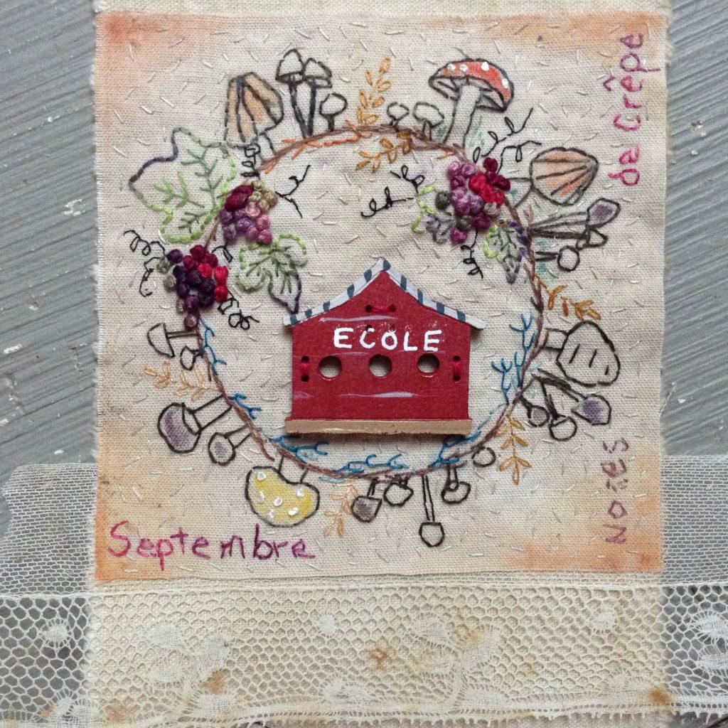 Béa Make-a-Long September