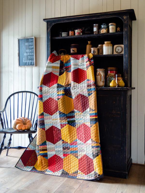Big Cheese quilt - DianeHarris