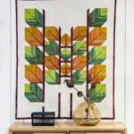 Bosquet Foliage quilt – Andrea Armitage