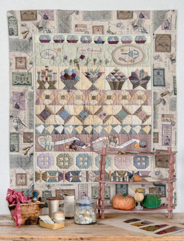 Dans mon Atelier - Christiane Mémain - Simply Vintage 40