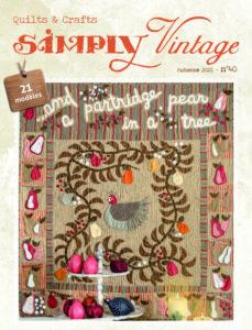 Couverture Simply Vintage 40