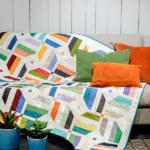 Whirlygigs quilt – Wendy Sheppard